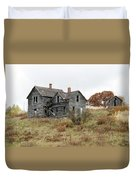 House With A View Duvet Cover