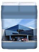 Houston Space Center Duvet Cover