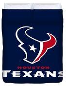 Houston Texans Duvet Cover