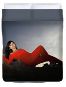 How She Could Be Duvet Cover