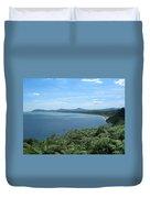 Howth Bay Duvet Cover