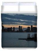Hudson River Duvet Cover
