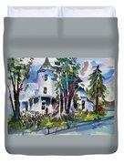 Hudson River Victorian Duvet Cover