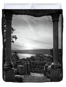 Hudson River Views Duvet Cover