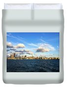 Hudson Waterfront Duvet Cover