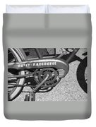 Huffy Radio Bike Duvet Cover
