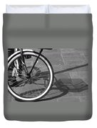 Huffy Shadow Duvet Cover