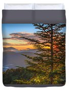 Hug A Tree. Duvet Cover