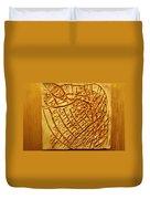 Hugtime - Tile Duvet Cover