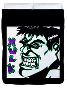 Hulk  Duvet Cover