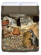 Humboldt Penguin 4 Duvet Cover