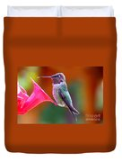 Hummingbird - 28 Duvet Cover