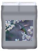 Hummingbird 0091 Duvet Cover