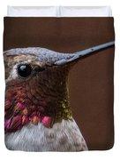 Hummingbird 16 Duvet Cover