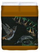 Hummingbird Parents Duvet Cover