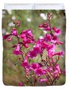 Hummingbird Trumpet Duvet Cover