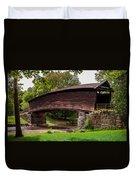 Humpback Bridge Duvet Cover