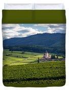 Hunawihr In The Vineyards Duvet Cover