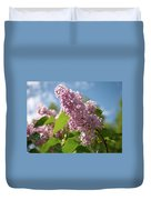 Hungarian Lilac 4 Duvet Cover
