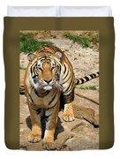 Hunger Tiger Duvet Cover