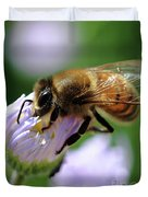 Hungry Bee Duvet Cover