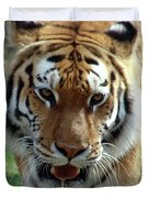 Hungry Tiger Duvet Cover