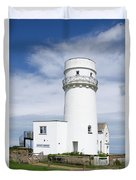 Hunstanton Lighthouse Duvet Cover