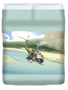 Hunter Hueys Duvet Cover by Marc Stewart