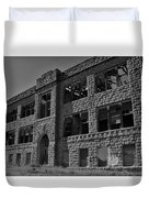 Hunter Kansas High School Duvet Cover