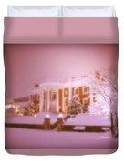 Hunter Museum Glow Duvet Cover