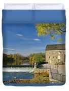 Hunterdon  Art Museum Duvet Cover