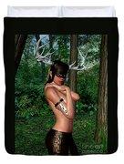 Hunting Season Duvet Cover