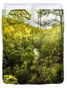 Huon Valley Duvet Cover