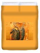 Hurrah - Tile Duvet Cover