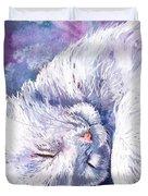 Hushabye Kitten Duvet Cover