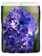 Hyacinth Highlights Duvet Cover