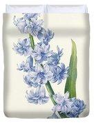 Hyacinth Duvet Cover