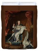 Hyacinthe Rigaud Duvet Cover