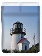 Hyannis Lighthouse Duvet Cover