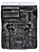 Hyatt Bearings Duvet Cover