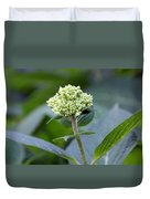 Hydrangea Bud Duvet Cover