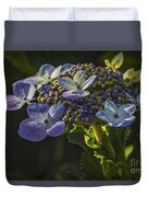 Hydrangea Color Duvet Cover