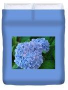 Hydrangea Floral Flowers Art Prints Baslee Troutman Duvet Cover