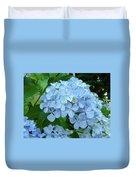 Hydrangea Garden Art Prints Hydrangeas Flower Garden Baslee Troutman Duvet Cover