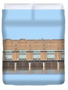 Hydro Electric Power  Duvet Cover