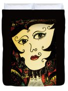 Hypnotic Beauty Duvet Cover