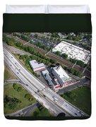 I-95 New Rochelle Duvet Cover
