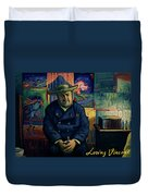 I Am Afraid You Will Never Deliver That Letter To Theo Van Gogh Duvet Cover