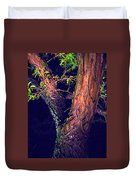 I Am Tree Duvet Cover