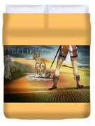 I Believe In Fairy Tales Duvet Cover